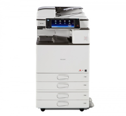 Máy photocopy RICOH Aficio MP 3554 SP  (Copy, Duplex, ARDF, IN - SCAN mạng)